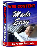 web content made easy